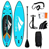 Best Paddle Boards - Supremacy 2021 Swift Inflatable Stand Up Paddle Board Review