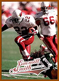 emmitt smith cards prices