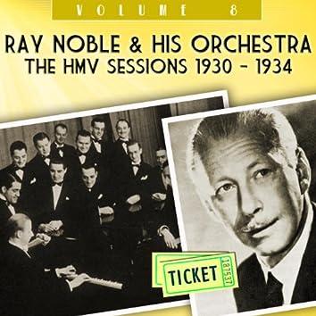 The HMV Sessions 1930 - 1934, Vol. 8