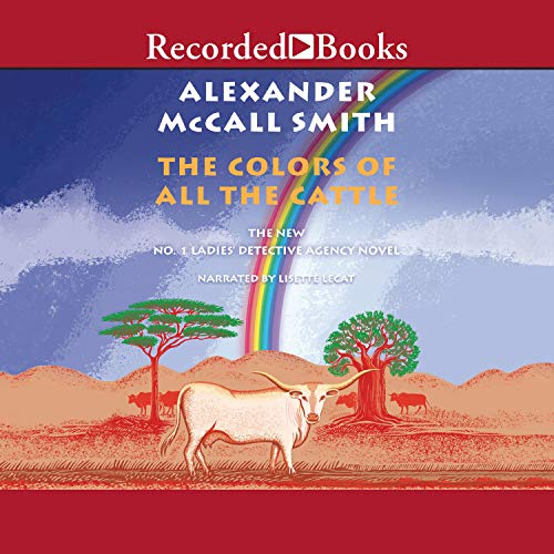 The Colors of All the Cattle  By  cover art
