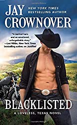 Blacklisted by Jay Crownover book cover