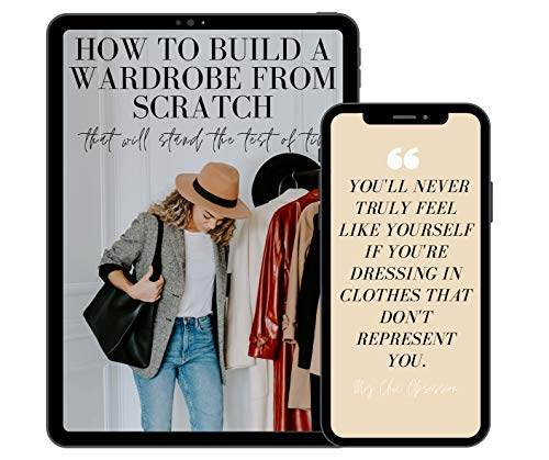 How to Build a Wardrobe from Scratch: that will stand the test of time (English Edition)