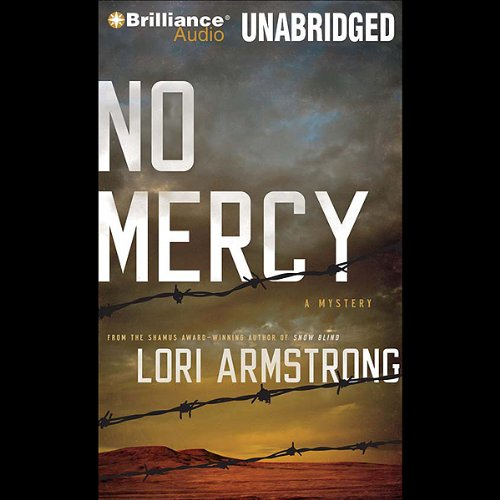No Mercy: A Mystery audiobook cover art