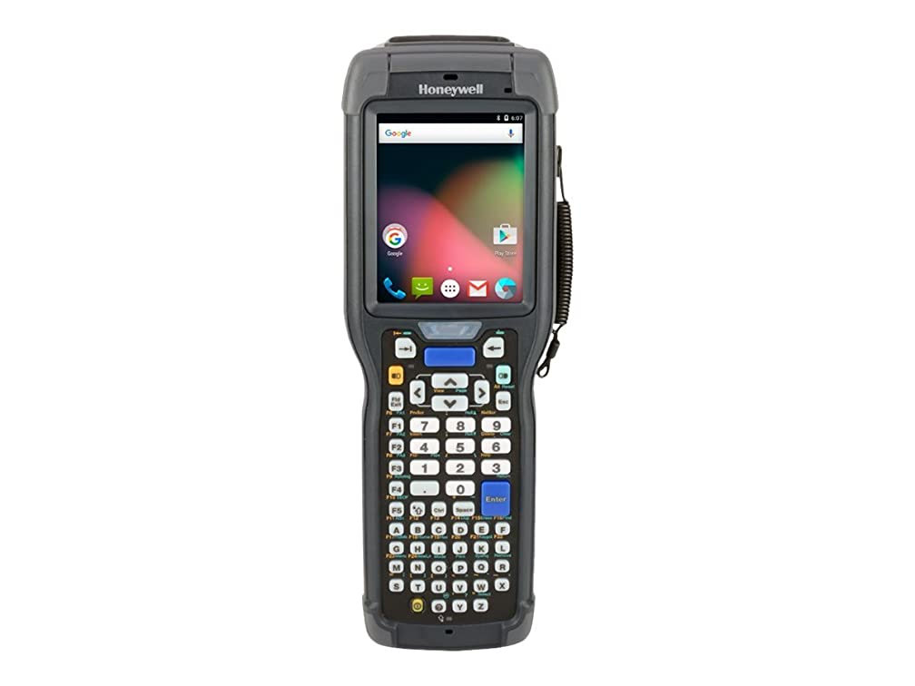 拘束スカイ不屈Honeywell CK75 handheld mobile computer 8.89 cm (3.5