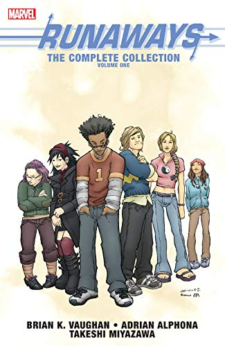 Runaways: The Complete Collection Vol. 1: The Complete Collection Volume 1 (English Edition)