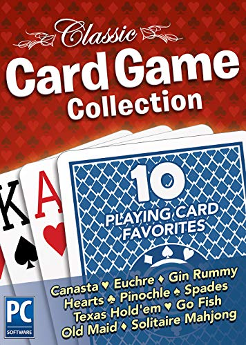 Classic Card Game Collection - [PC Download]