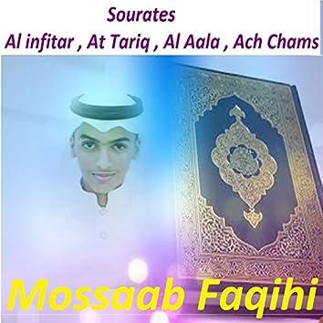 Sourates Al Infitar, At Tariq, Al Aala, Ach Chams (Quran)