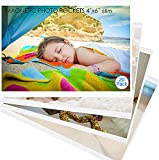 20 Pack 4'x6' Premium Magnetic Picture Pockets Frames Holds 4 x 6 inches Photo for Refrigerator by M.Memo