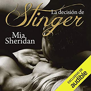 La decisión de Stinger [The Decision of Stinger] audiobook cover art