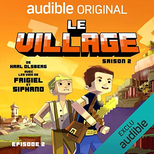 Couverture de Le village 2.2