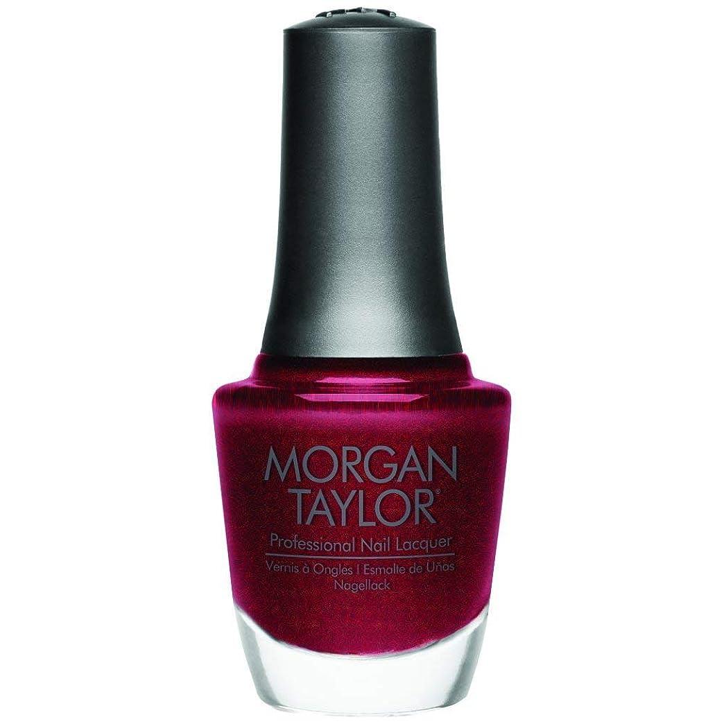味付け整理する発信Morgan Taylor - Professional Nail Lacquer - I'm So Hot - 15 mL / 0.5oz