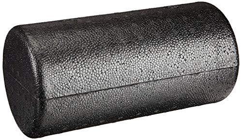 AmazonBasics Hochdichte Schaumstoffrolle, Faszienrolle, 30cm