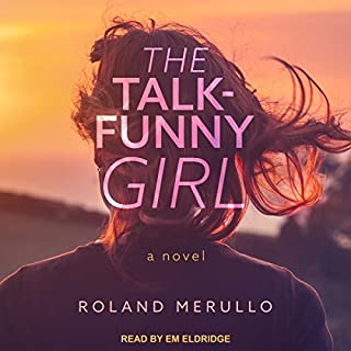 The Talk-Funny Girl audiobook cover art