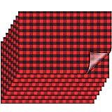 8 Blätter 18 x 12 Zoll Kariertes Wärmeübertragungsblatt