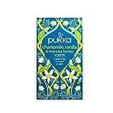 Pukka Bio-Tee Kamille, Vanille & Manuka-Honig 80 Teebeutel, 4er Pack (4 x 20 beutel)