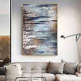 Peinture à l'huile peinte à la Main Sur Toile, peinture nordique Moderne Sunset Sea Palette Grand Couteau Pop Art Mural Galerie Chambre Salon décoration muraleameles-150_ × _200cm