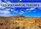 LES VOLCANS DE TENERIFE (Calendrier mural 2022 DIN A3 horizontal): Volcans, plantes et pins parsèment les coulées de lave. (Calendrier mensuel, 14 Pages )
