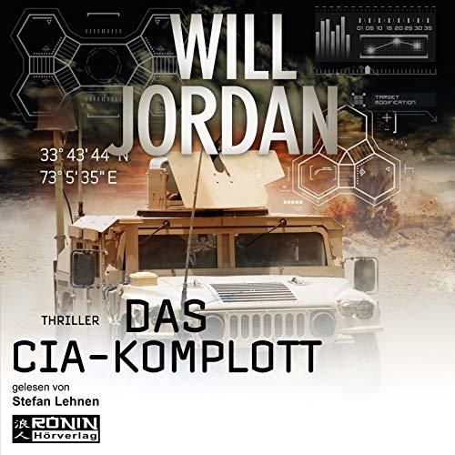 Couverture de Das CIA-Komplott