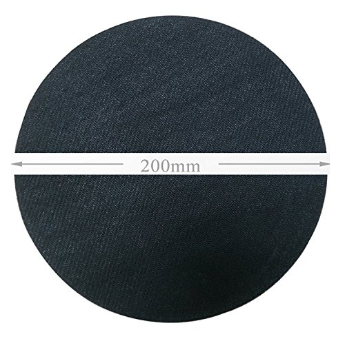 Wknoon Awesome trendy modern marble Mouse Pad Round Mat Photo #3