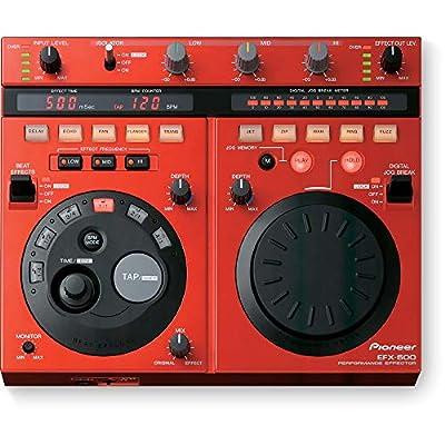 Pioneer EFX-500-R Dj Effector - Red