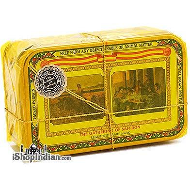 'Gathering Brand' Saffron Spain - 1 tin gms Max Austin Mall 59% OFF oz 28