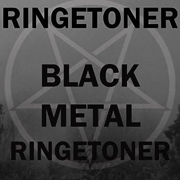 Black metal ringetoner