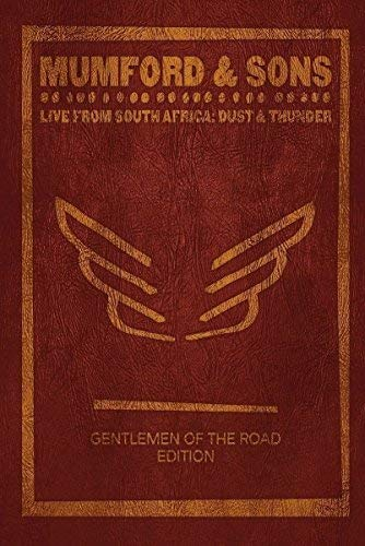 Live In South Africa: Dust And Thunder (Deluxe DVD-Version)