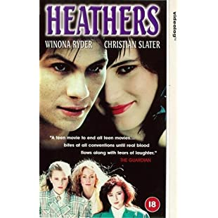 Heathers [VHS] [1989]:Mytools