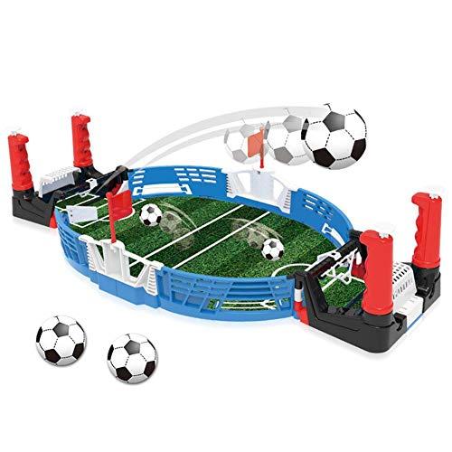 WYANG Calcio Balilla da Tavolo Mini Table Top Soccer Giochi da Tavolo Gioco da Tavolo da Calcio Gioco da Regalo per Bambini e Adulti
