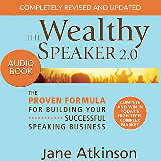 The Wealthy Speaker 2.0 cover art