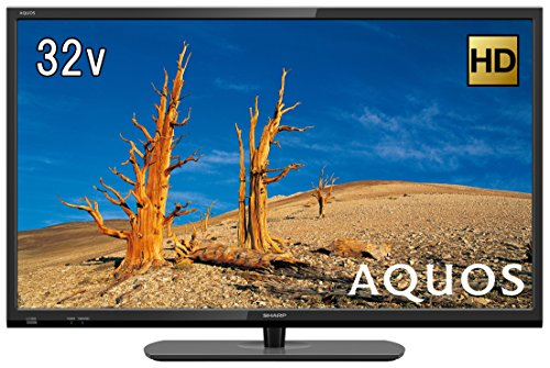 シャープ AQUOS 32V型 ハイビジョン 液晶テレビ LC-32S5