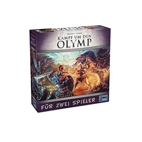 Lookout Games 22160083 - Kampf um den Olymp, 2-Spieler-Spiel von Matthias Cramer
