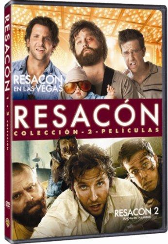 Pack: Resacón En Las Vegas + Resacón 2: Ahora En Tailandia [DVD]