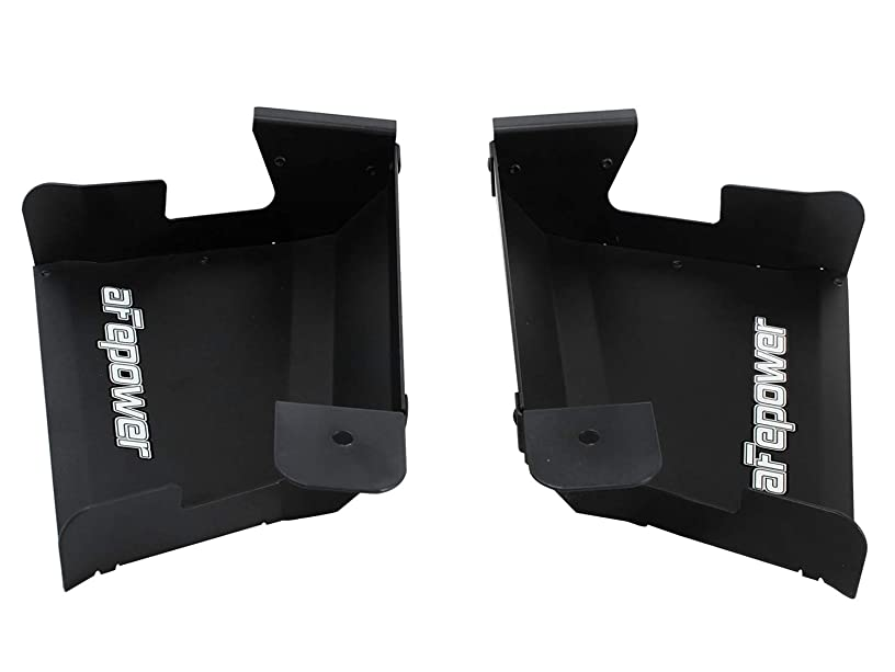 aFe Power Magnum FORCE 54-11478 BMW 3-Series?(E9x) Intake Systems Scoops (Black)