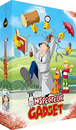 Inspecteur Gadget-Intégrale des 2 Saisons (12 DVD) [Édition Collector Limitée A4]