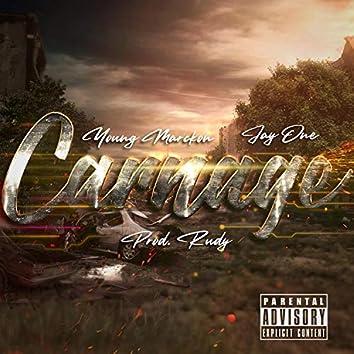 Carnage (feat. Jay 0ne)