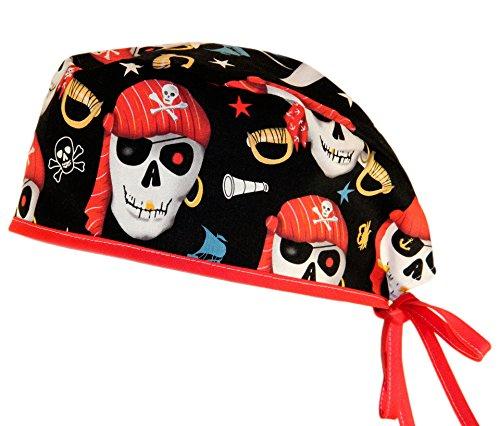 GORROS QUIROFANO MASCULINO - Piratas