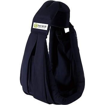 (ケラッタ) 新生児 ベビースリング 成長に合わせて使える6WAY 抱っこひも 日本正規品(国内安全基準適合品) (ネイビー)