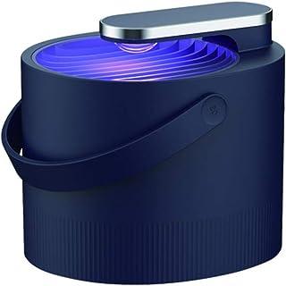 Tianya Asesino de mosquitos?Eléctrico Fly Bug Zapper Mosquito Insect Killer?LED Light Trap Lamp Control de plagas (Azul)