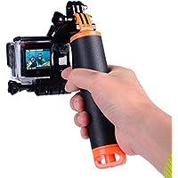 Suptig Trigger - Disparador de Pistola Impermeable para GoPro Hero 8 Hero 7 Hero 6 Black Gopro Hero 5 Hero 4 Hero 3 + Hero 3 Hero+ LCD Yi Action Yi 4k Yi 4K+ Action SJCAM