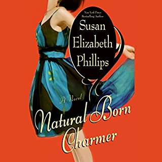 Natural Born Charmer audiobook cover art