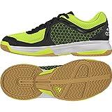 adidas Counterblast 3 K - Chaussures de Handball pour Garçons, Jaune, Taille: 34
