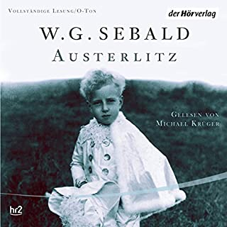 Austerlitz cover art