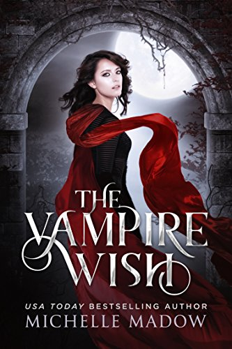 Book Cover for The Vampire Wish