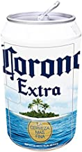 Corona COR12B Beach Beverage can cooler, Blue/White