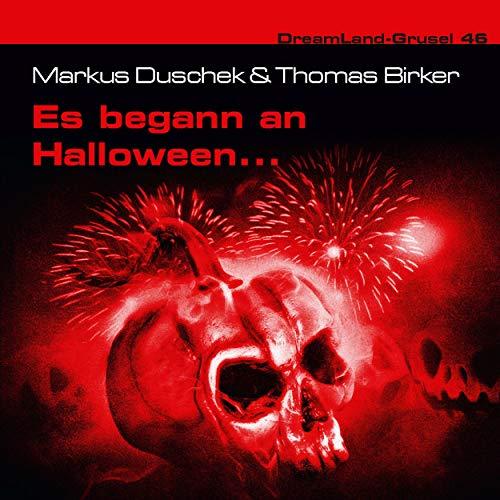 Es begann an Halloween... cover art