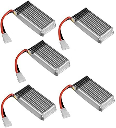 Estes Dart Batteries Upgrade 3.7v 380mAh 25c LiPo FPV 5X Battery - FAST Libre SHIPPING FROM Orlando, Florida USA