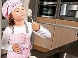 Emily´s Check Kochmütze - Küchenschürze & Topfhandschuh für Kinder 468.550, Küchenschürze & Topfhandschuh 7-12 Jahre, Cupcake Queen - 5