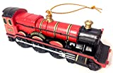 Wizarding World of Harry Potter Hogwarts Express Train Engine Resin Christmas Tree Ornament by...