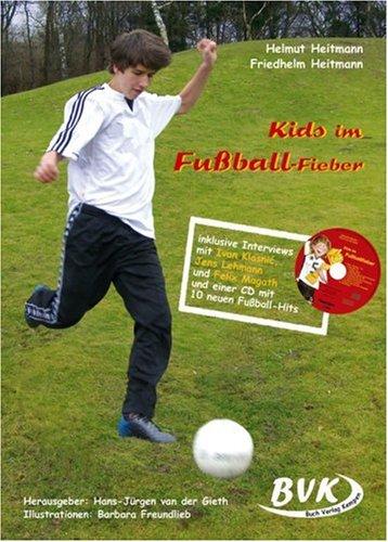 Kids im Fussball-Fieber inkl. CD